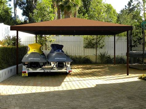 Canvas Carportboatport By Superior Awning In Southern
