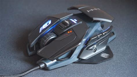 Mad Catz Rat Pro S3 Review The Rat Is Back Rock Paper