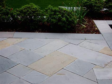 laid bluestone patio paving materials in nj