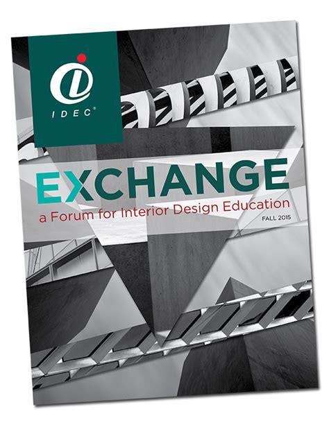 IDEC Exchange - Interior Design Educators Council