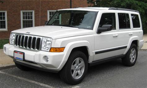 Images Of A Jeep Commander