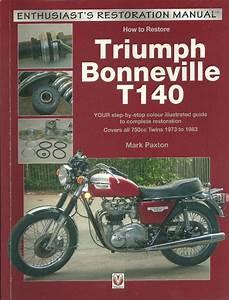 U0026 39 How To Restore U0026 39  Triumph Bonneville T140