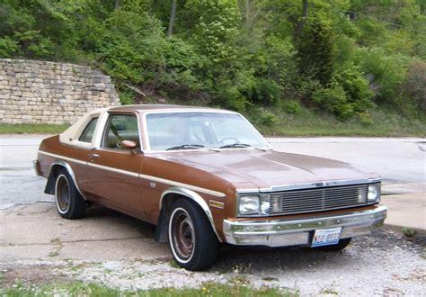 1979 Chevrolet Nova Custom Coupe
