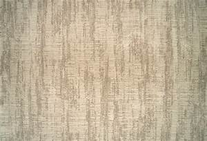 Crystal Tan Area Rug with Chain Link Texture Modern