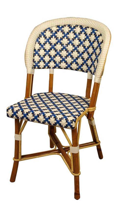 chaise drucker chaise bastille bistro chair from drucker