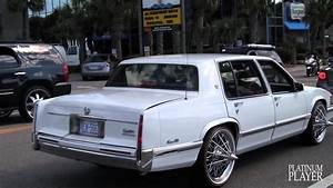 93 Cadillac Deville On Pokes  U0026 Vogues Myrtle Beach