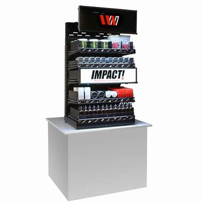 Display Displays Counter Imageworks Compact Impact