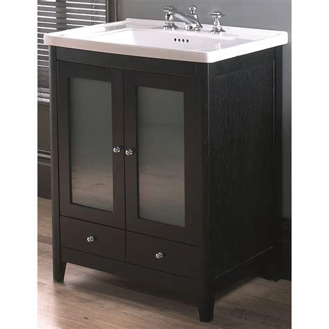 Buy Bathroom Vanity Doors by Radcliffe Vanity Unit 2 Wooden Frosted Glass Doors 2