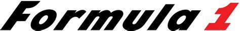 file formula 1 logo svg wikimedia commons