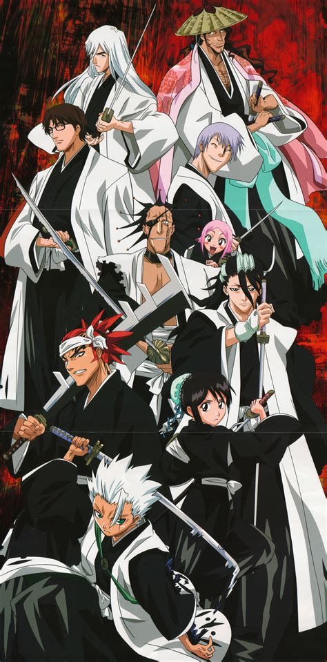 bleach anime cartoon background  ipod cartoons wallpapers