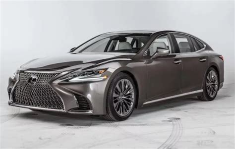 lexus 2020 price 2020 lexus ls 430 sedan colors release date redesign