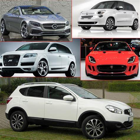 Top 5 Luxury Cars For 2014! Slide 1, Ifairercom