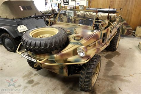 German Ww2 Volkswagen, Type 166,