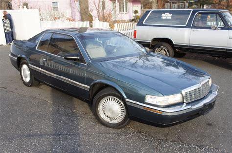 1992 Cadillac Eldorado Touring Coupe For Sale~Low Miles ...