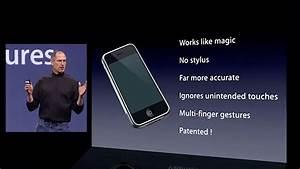 steve jobs powerpoint template - steve jobs iphone patented 2007 keynote obama pacman
