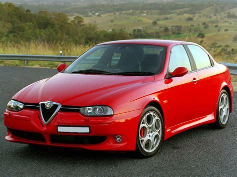 Alfa Romeo 156 Gta Wallpaper