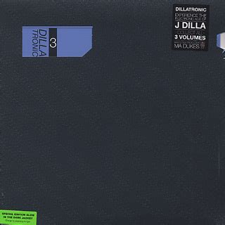 J Dilla  Dillatoronic Vol3 (lp), Vintage Vibez Music