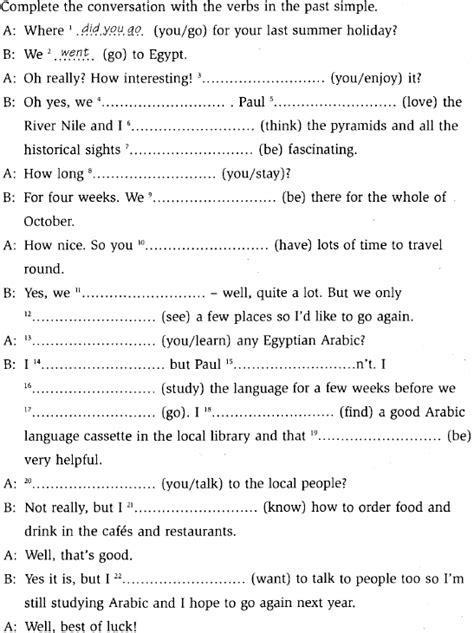 simple  negative  question form leccion