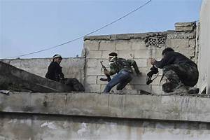 CIA 'Working With Middle East Allies to Arm Syrian Rebels'