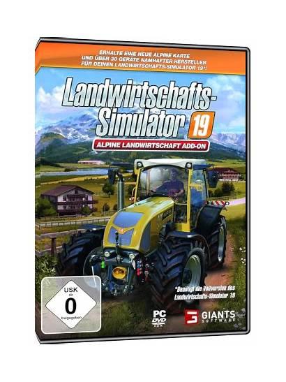 Simulator Dlc Alpine Farming Landwirtschafts Landwirtschaft Expansion