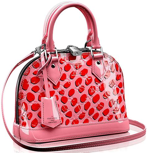 louis vuitton monogram patent jungle dots bag collection