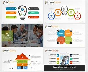 18 Cool Flat PowerPoint Templates – Desiznworld