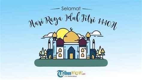 ucapan idul fitri bahasa arab inggris indonesia  cepat dikirim  wa buat status