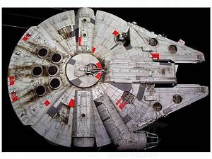 1/72 Millennium Falcon by Fine Molds | HobbyLink Japan