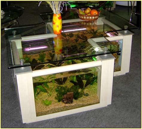 Round Fish Tanks Home Design Ideas
