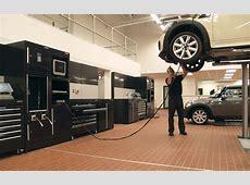BMW Workshop & Workshop Furniture by Dura Ltd