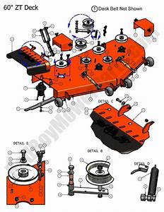 Bad Boy Parts Lookup 2008 Zt 60 U0026quot  Deck