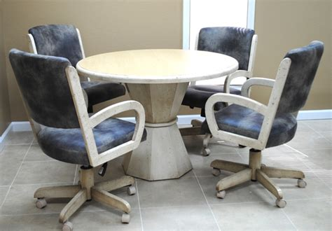 kitchen chairs with wheels kitchen table and chairs with wheels marceladick