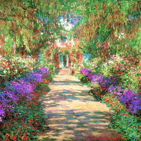 Japanischer Garten Claude Monet by Claude Monet Camino En El Jard 237 N De Monet Posterlounge