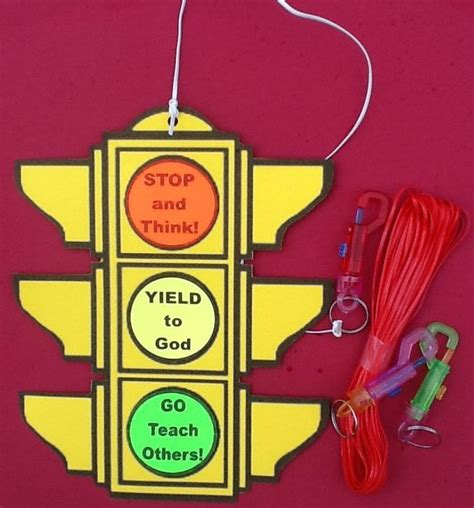 bible for be a light 100 | 30. stoplight front crop