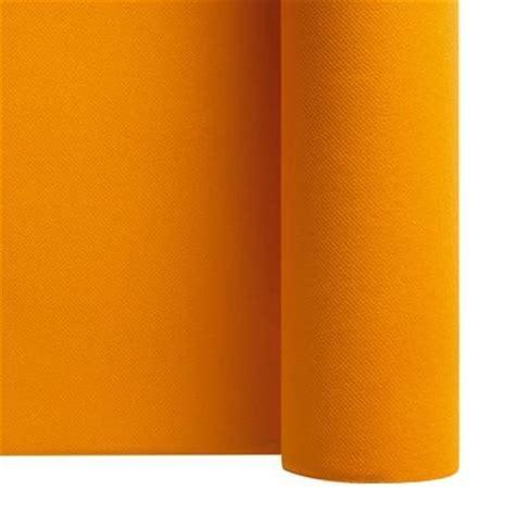 nappe 50m facon non tisse pas cher orange