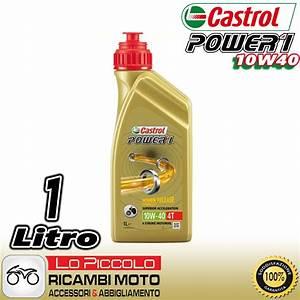 Castrol 10w40 Motorrad : motor l f r motorr der castrol power 1 10w40 4t api sj ~ Jslefanu.com Haus und Dekorationen