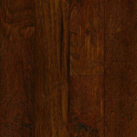 apple hardwood flooring bruce american vintage scraped apple cinnamon 3 8 in x 5 in x varying length engineered