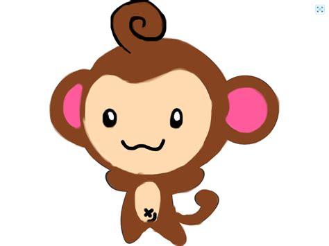 cute monkey drawing gallery