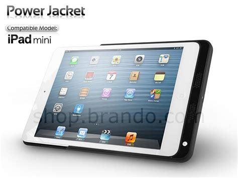 power jacket ipad mini battery case gadgetsin