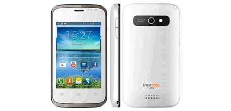 Spesifikasi dan Harga Handphone Evercoss A5V Informasi