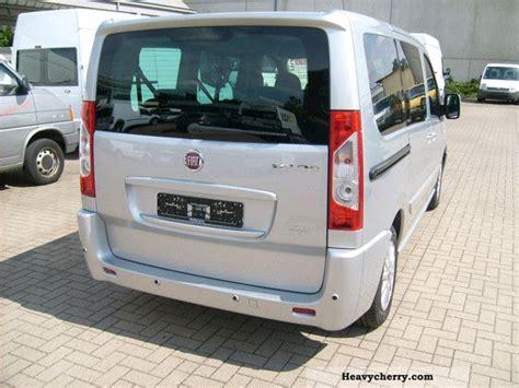 Fiat Scudo Executive L1h1panorama Mjtd 165 E5 8 Seats 2011