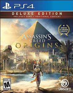 Assassin39s Creed Origins Deluxe Edition Release Date Xbox