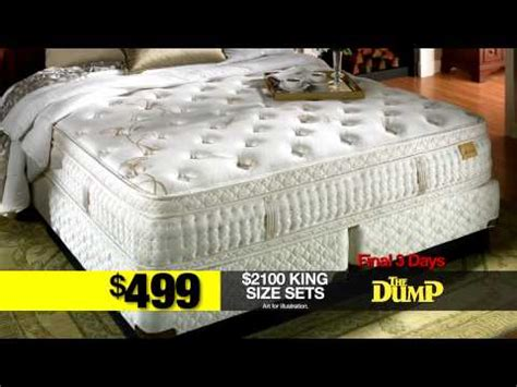 where to dump mattress the dump furniture outlet getting rid of our mattress