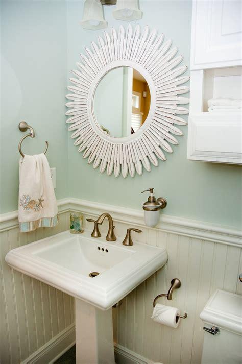 bright kohler pedestal sink   york beach style powder room remodeling ideas  bathroom