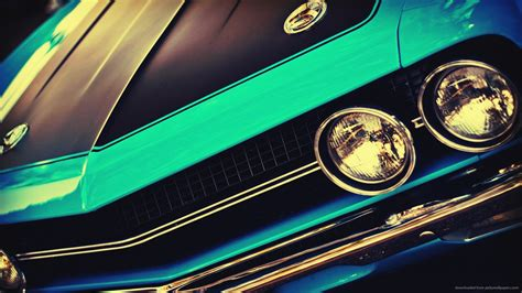 Muscle Car Hd Pc Wallpapers 8347