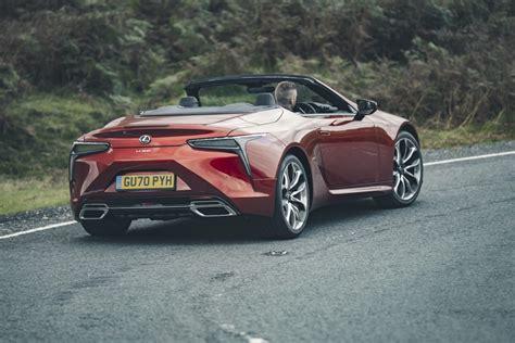 Lexus LC Convertible Review (2021)   Parkers