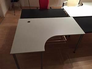Weißer Schreibtisch Ikea : ikea b rom bel schreibtisch eckschreibtische und st hle zu verkaufen in karlsruhe kaufen ~ Orissabook.com Haus und Dekorationen