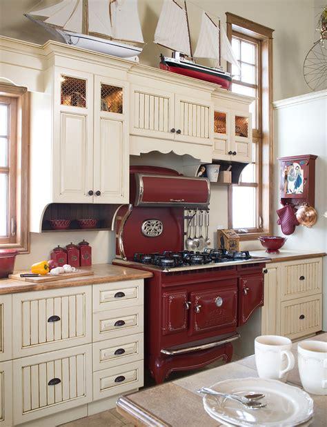armoires de cuisine chêtre en merisier québec simard