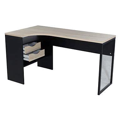 bureau d ordinateur d angle meuble bureau et ordinateur pas cher but fr