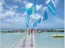The Dushi Sweet Flag of Aruba Aruba